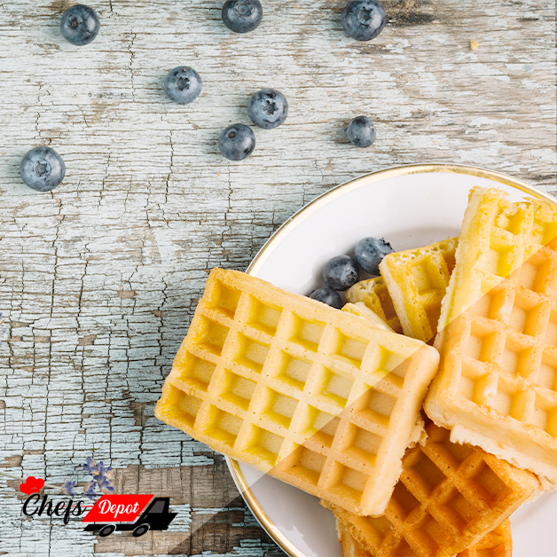 Chefs-Depo-Facebook-Waffle Six tips for setting up a professional kitchen in your Bed and Breakfast