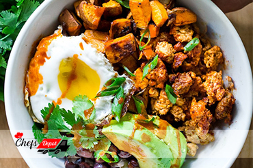 Mexican-Breakfast-Bowls-100 The Importance of a great B & B Breakfast and How Your B & B Can Stay On Trend