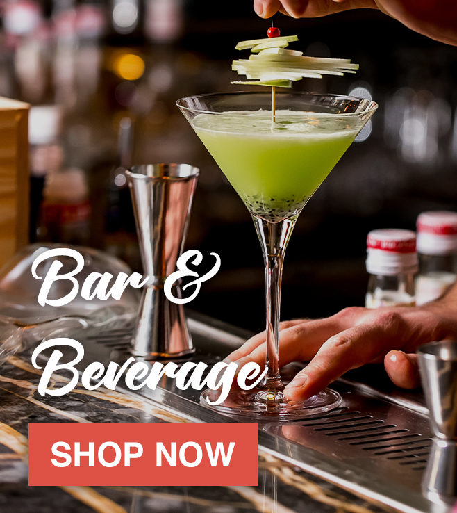 Bar-Beverage Homepage